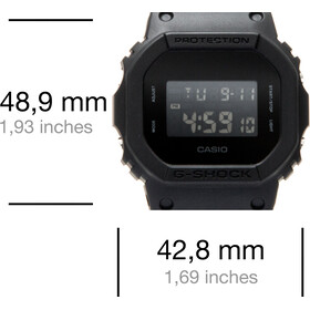CASIO G-SHOCK DW-5600BB-1ER Watch Men black